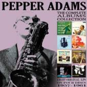 PEPPER ADAMS  - 4xCD THE CLASSIC ALB..