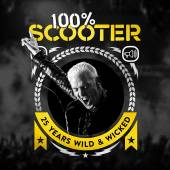 100% SCOOTER - 25 YEARS WILD & WICKED [3CD] - supershop.sk