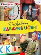 TV SERIAL  - 3xDVD MICHALOVO ZABAVNE UCENI