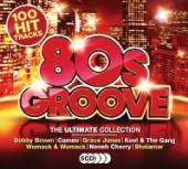 VARIOUS  - 5xCD 80'S GROOVE