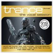 VARIOUS  - CD TRANCE: THE VOCAL SESSION 2018