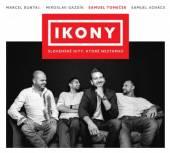 TOMECEK SAMUEL  - CD IKONY