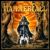 HAMMERFALL  - 3xCD+DVD Glory To Th..