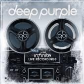 DEEP PURPLE  - VINYL INFINITE LIVE RECORDINGS [VINYL]