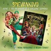 PODHRADSKA CANAKY  - CD PIESNE Z DVD 6. SPIEVANKOVO