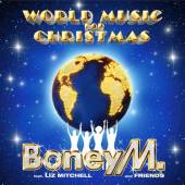BONEY M.  - CD WORLDMUSIC FOR CHRISTMAS