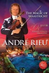 RIEU ANDRE  - BRD THE MAGIC OF MAASTRICHT [BLURAY]