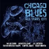 VARIOUS  - CD+DVD CHICAGO BLUES ALL STARS 1970