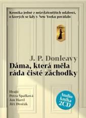 SPALKOVA PETRA HARTL JAN DVORA..  - 2xCD DONLEAVY: DAMA,..