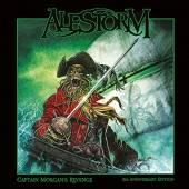 ALESTORM  - 2xCD Captain Morgan`..