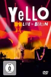 YELLO  - DVD YELLO 'LIVE IN BERLIN'