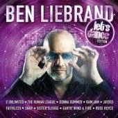 LIEBRAND BEN  - 2xCD LET'S DANCE