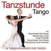 TANZSTUNDE  - CD TANGO