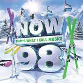 VARIOUS  - 2xCD NOW THATS WHAT I CALL MUSIC 98