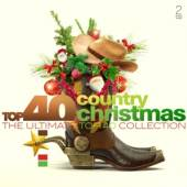VARIOUS  - 2xCD TOP 40 - COUNTRY CHRIST..