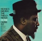MONK THELONIOUS -QUARTET  - CD MONK'S DREAM -BONUS TR-