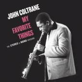 JOHN COLTRANE  - CD MY FAVORITE THING..
