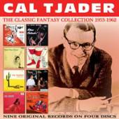 CAL TJADER  - 4xCD THE CLASSIC FAN..
