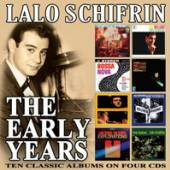 LALO SCHIFRIN  - 4xCD THE EARLY YEARS