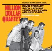 PRESLEY ELVIS/CARL PERKINS/JE  - CD MILLION DOLLAR QUARTET