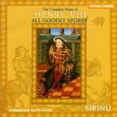 SIRINU  - CD COMPLETE MUSIC OF HENRY VIII