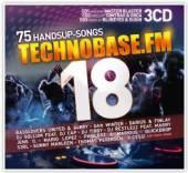 VARIOUS  - 3xCD TECHNOBASE.FM VOL.18