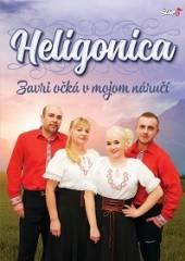 HELIGONICA  - DVD ZAVRI OCKA V MOJOM NARUCI DVD