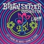SETZER BRIAN -ORCHESTRA-  - VINYL 25 LIVE! [VINYL]