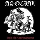 ASOCIAL  - VINYL DOD AT KAPITALISMEN [VINYL]