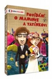 TV SERIAL  - DVD POVIDANI O MAMINCE A TATINKOVI