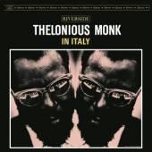 MONK THELONIOUS  - VINYL IN ITALY LP [VINYL]