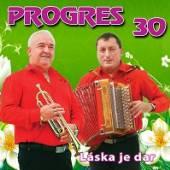 PROGRES  - CD 30. LASKA JE DAR