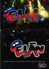 ELAN  - DVD ELAN LIVE 2014 BRATISLAVA