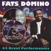 DOMINO FATS  - CD 44 GREAT PERFORMANCES