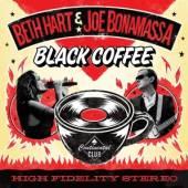 HART B.& BONAMASSA J.  - CD BLACK COFFEE