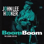 HOOKER JOHN LEE  - 2xCD BOOM BOOM: THE LEGEND..