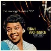 WASHINGTON DINAH  - VINYL SWINGIN' MISS D -HQ- [VINYL]
