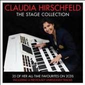 HIRSCHFELD CLAUDIA  - 2xCD STAGE COLLECTION-REISSUE-