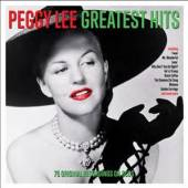 LEE PEGGY  - 3xCD GREATEST HITS