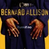 ALLISON BERNARD  - CD FUNKIFINO