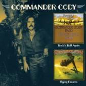 COMMANDER CODY  - CD ROCK â€?Nâ€..