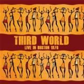 THIRD WORLD  - CD THIRD WORLD - LIVE IN BOSTON 1976