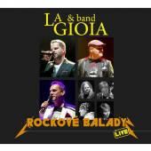 LA GIOIA  - CD ROCKOVE BALADY (LIVE)