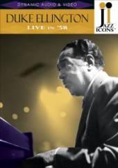 ELLINGTON DUKE  - DVD LIVE IN '58