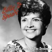 BILLIE JO SPEARS  - CD WE JUST CAME APART AT THE DREAMS