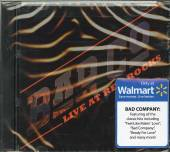BAD COMPANY  - 2xCD LIVE AT RED ROCKS [CD+DVD]