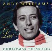 WILLIAMS ANDY  - CD LIVE CHRISTMAS TREASURES