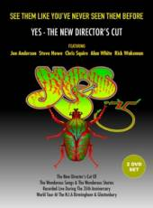 YES  - DVD THE NEW DIRECTOR'S CUT