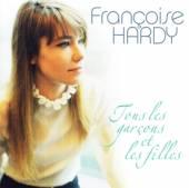 HARDY FRANCOISE  - CD TOUS LES GARCONS + 6