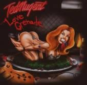 NUGENT TED  - CD LOVE GRENADE